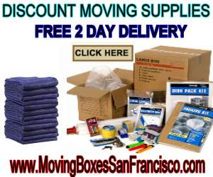 Moving Boxes Supplies